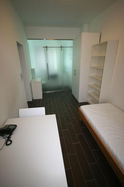 Das Appartement C26 - jetzt ähnlich saniert wie die Clemensstrasse 118
